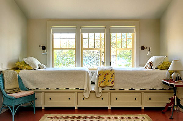 Twin Bedroom Ideas For Good
