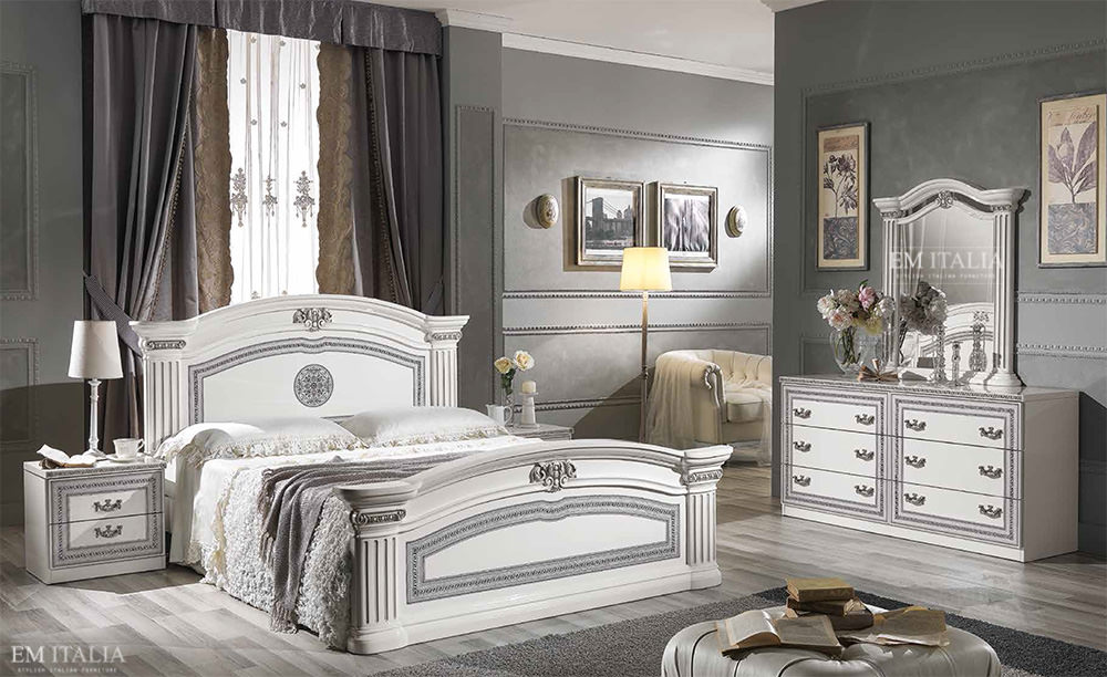 The Luxury of Italian Bedroom Furniture — Good Christian Decors