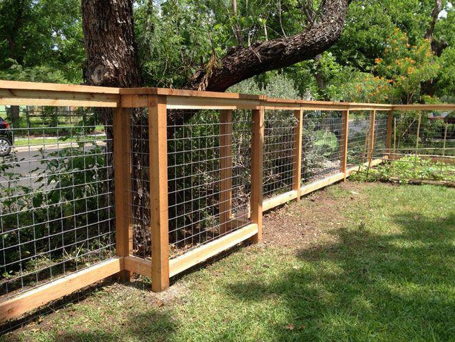 Cattle Panel Fence Good Decors Simple